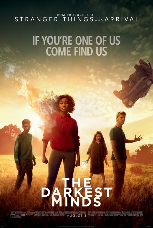 The Darkest Minds 2018 – 1080p 1.85gb / Web-Dl 720p 971MB / 480p 498MB