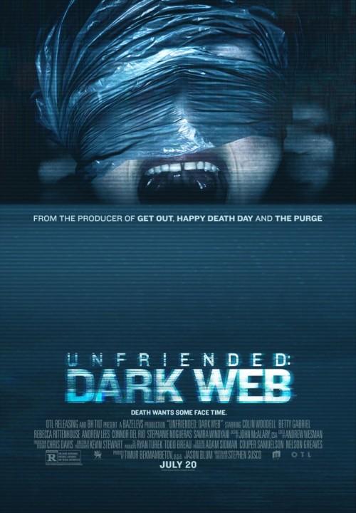 Unfriended: Dark Web (2018) –Quality of BluRay 720p – 1080p – 480p
