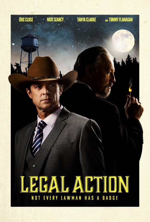 Legal Action (2018) – Quality of the Web-DL 720p – 1080p – 480p