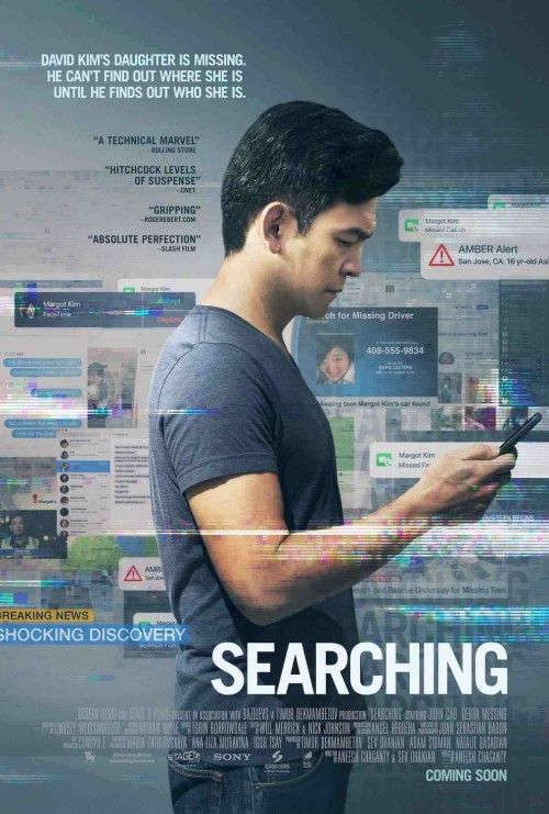 Searching (2018) –Quality HC-HDRip 720p