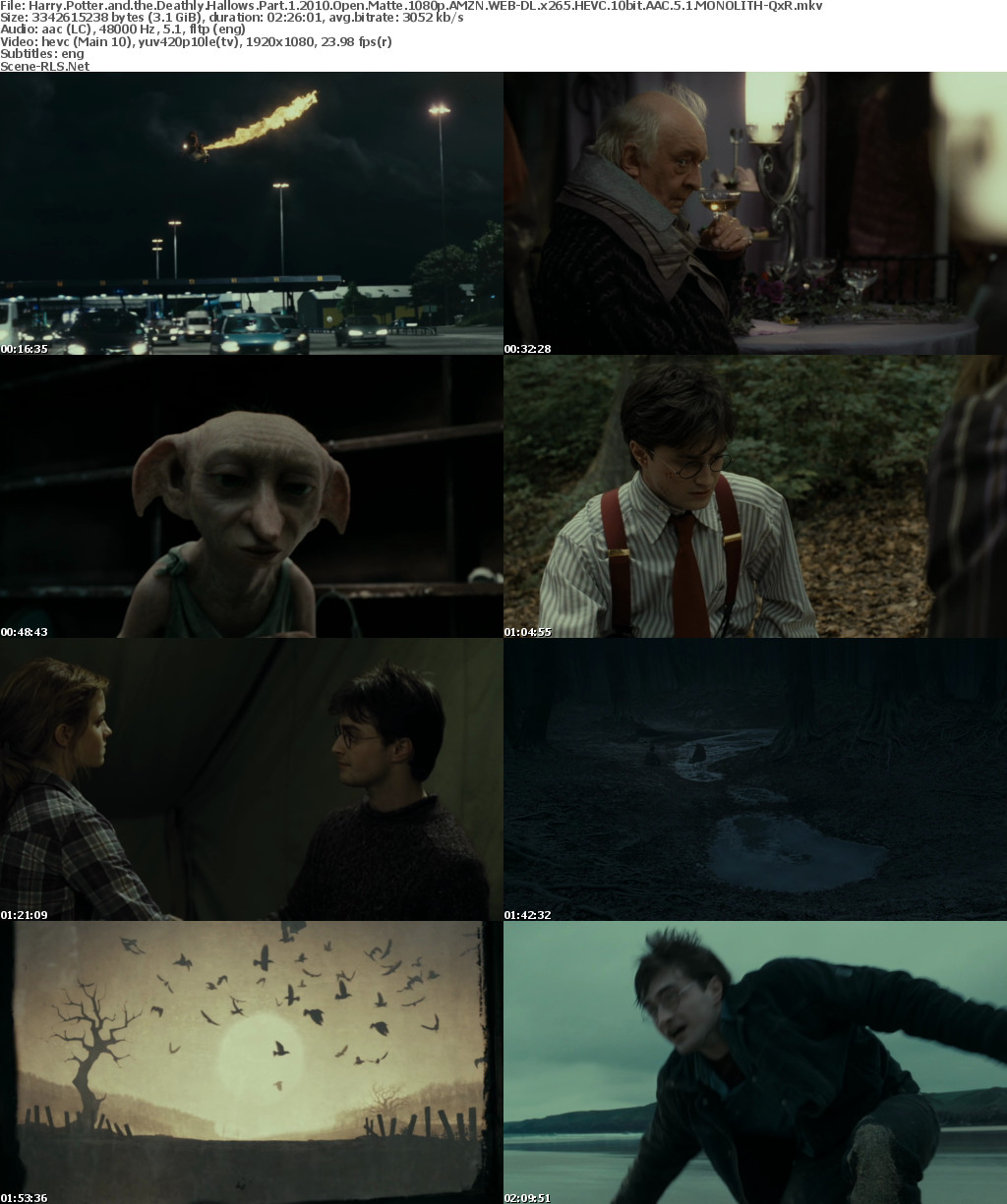 harry potter and the deathly hallows part 1 imdb