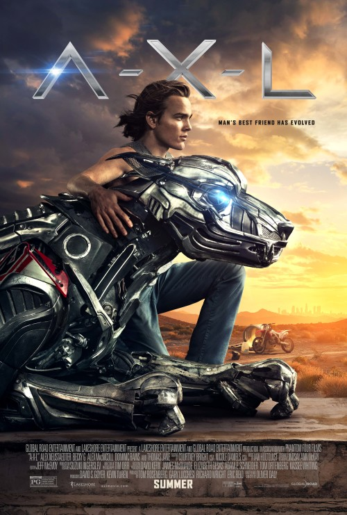 A-X-L (2018) – Quality of the Web-DL 720p – 1080p – 480p