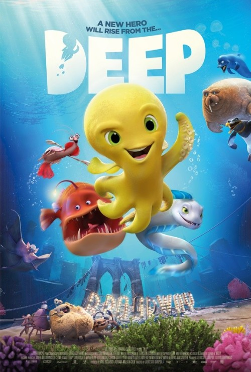 Deep (2017) – Quality of BluRay 720p – 1080p – 480p