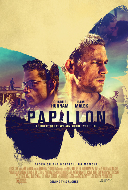 Papillon (2017) - Quality of Web-DL 720p - 1080p - 480p