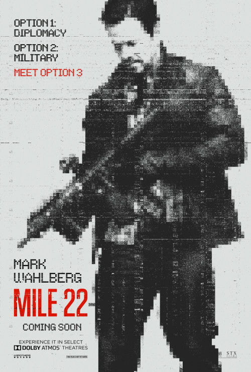Mile 22 (2018) - Quality of Web-DL 720p - 1080p - 480p