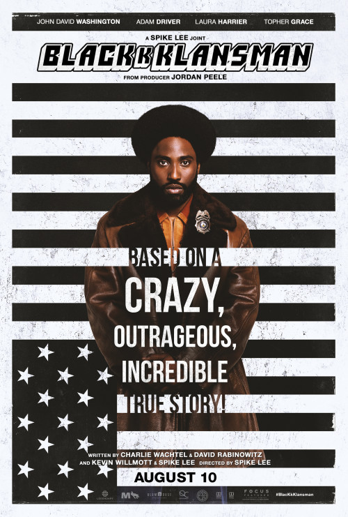 BlacKkKlansman (2018) - Quality of BluRay 720p - 1080p - 480p