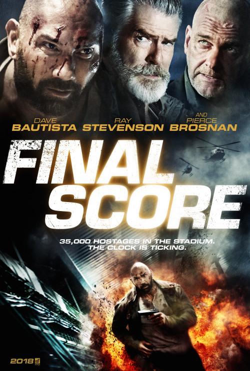 Final Score (2018) – BluRay 720p – 480p