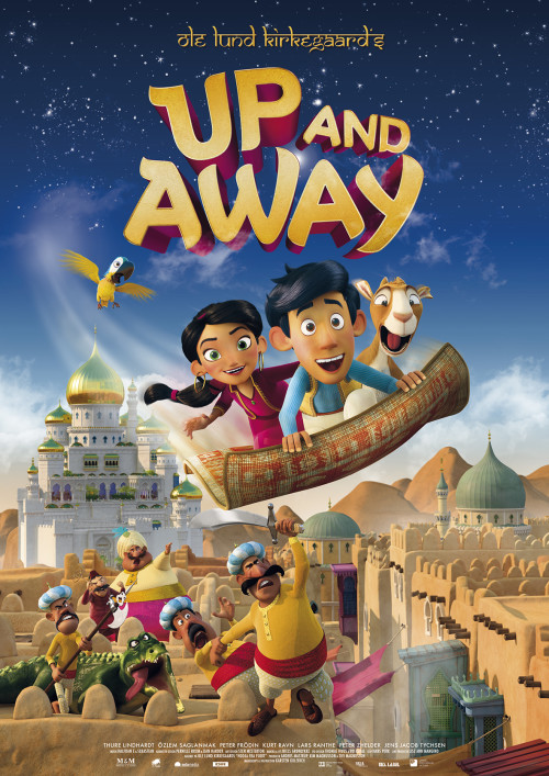 Up and Away (2018) – Web-DL 720p – 1080p – 480p