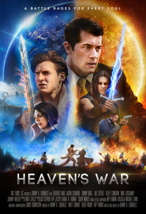 Heavens War (2018) – Web-DL 720p – 1080p – 480p