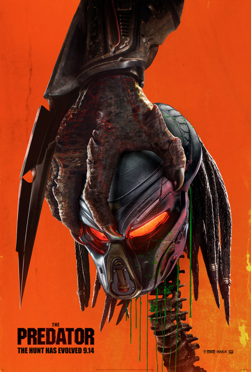 The Predator (2018) – HDRip 720p – 1080p – 480p