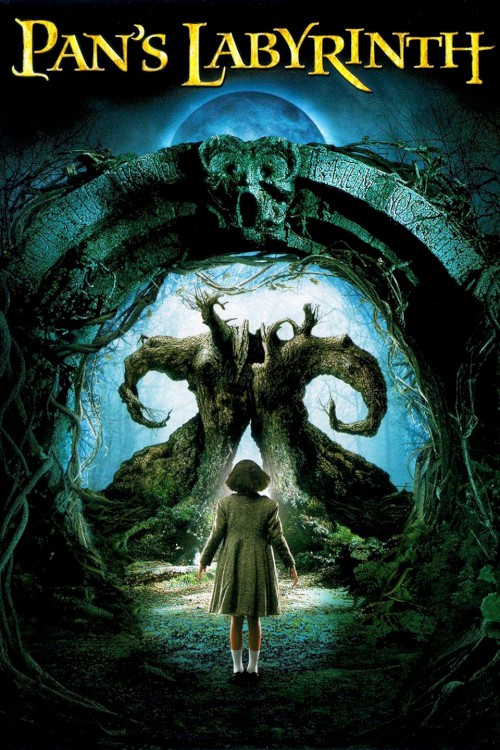 Pans Labyrinth (2006) –  BluRay Spanish 720p 800MB