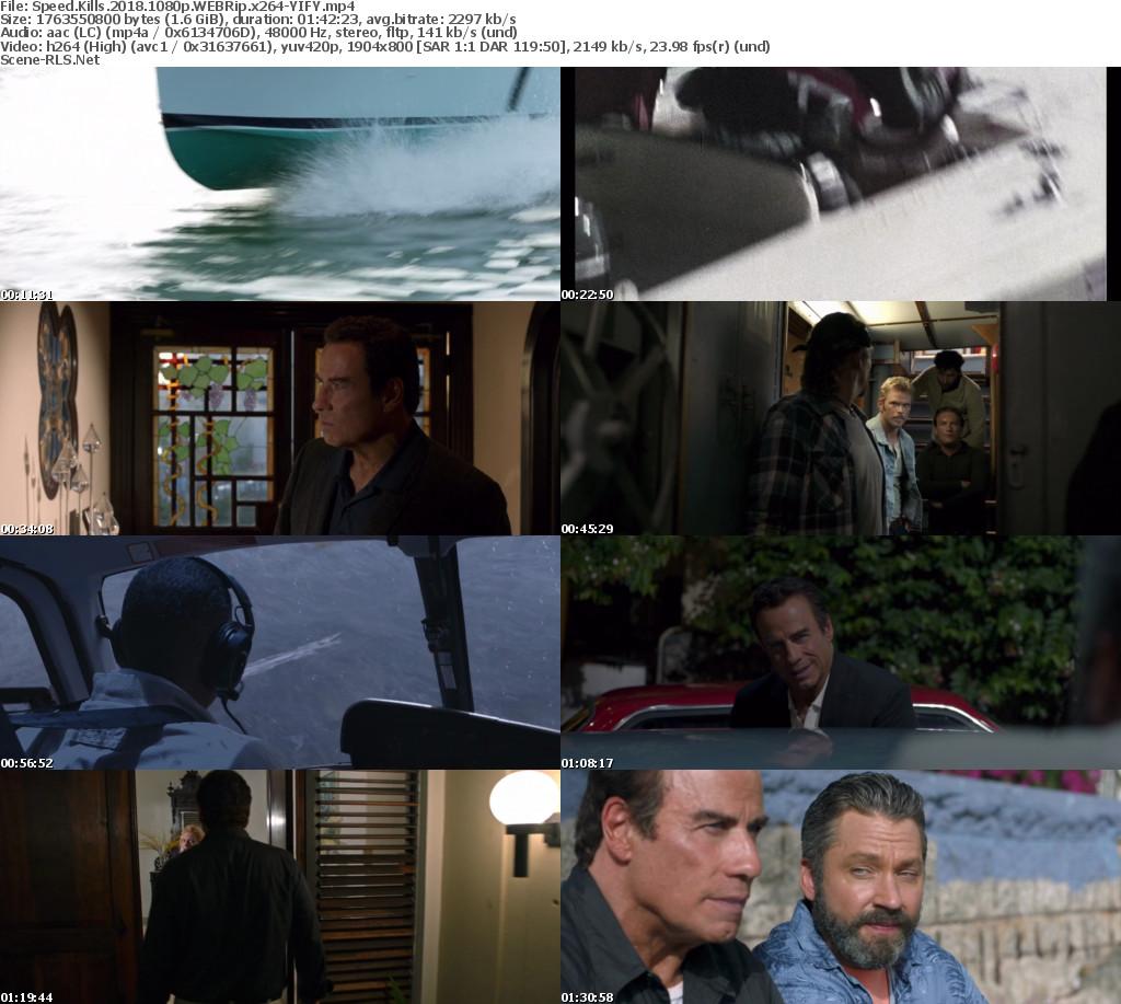 Speed Kills (2018) -Web-DL English 480p - 720p - 1080p