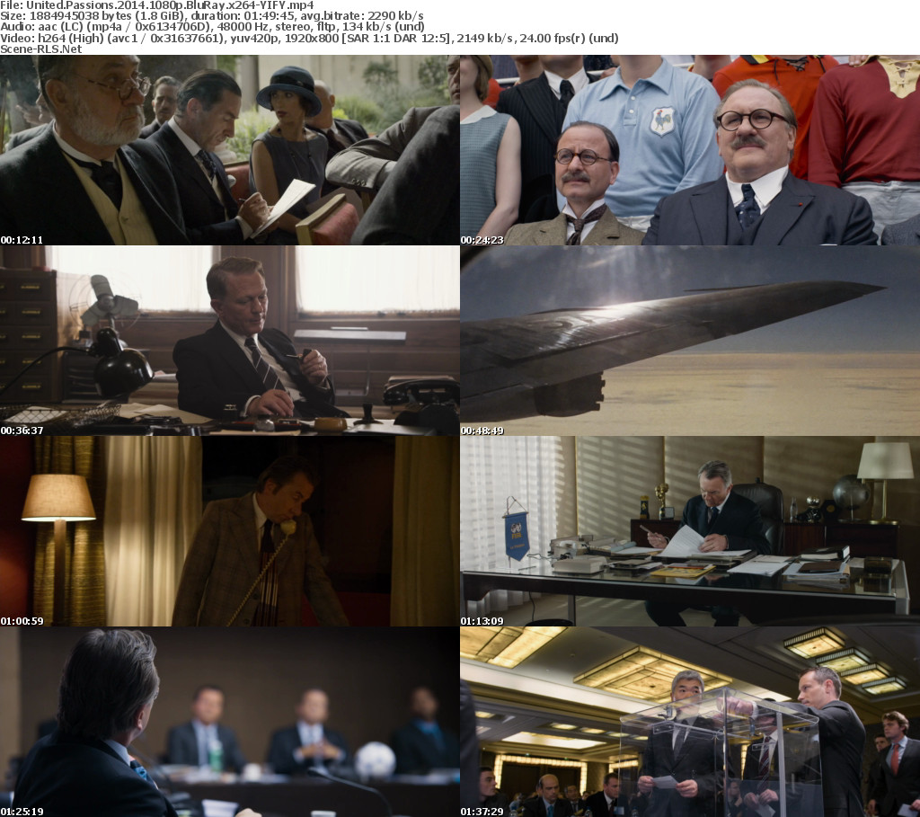 United Passions 2014 1080p BluRay x264-YIFY - Scene Release
