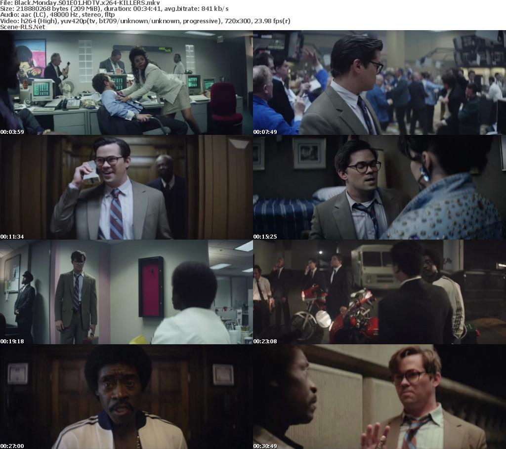 Black Monday S01e01 Hdtv X264 Killers Scene Release