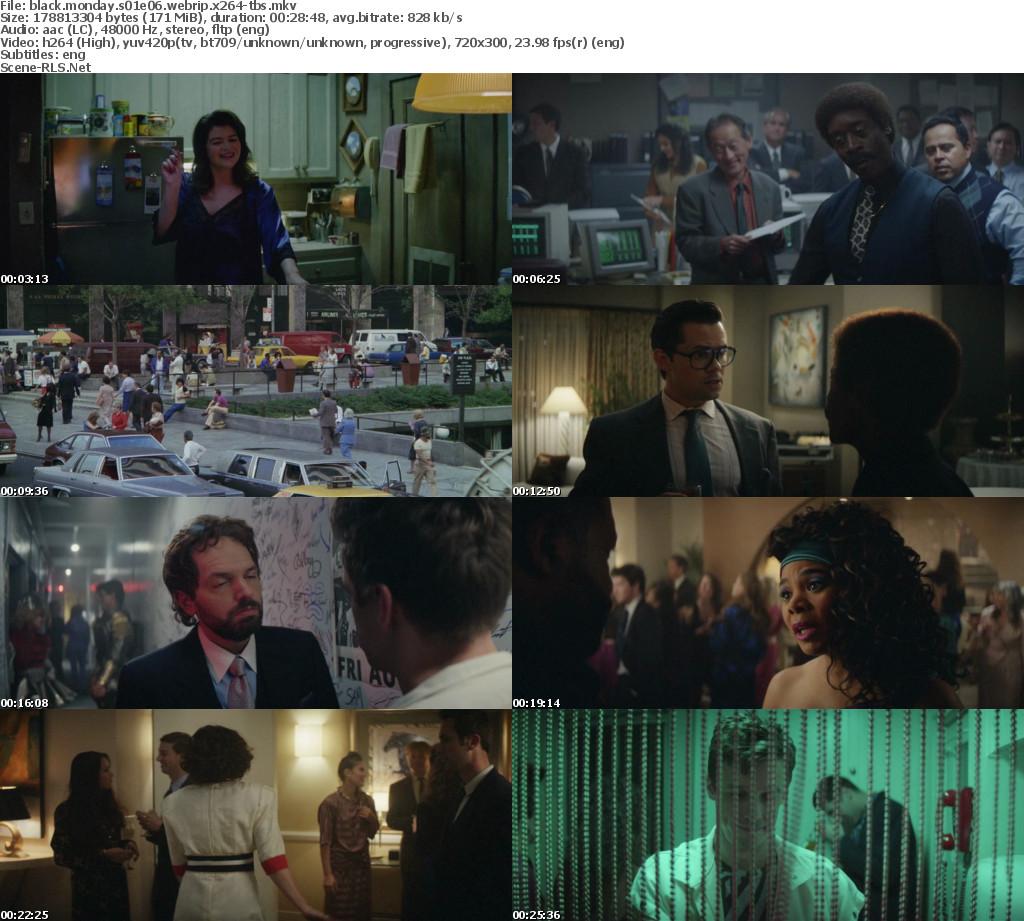 Black Monday S01e06 Webrip X264 Tbs Scene Release