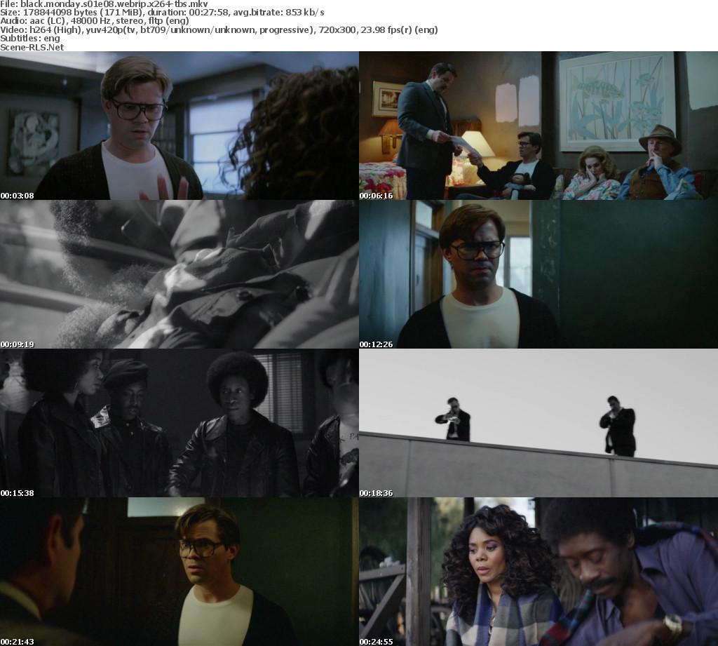 Black Monday S01e08 Webrip X264 Tbs Scene Release