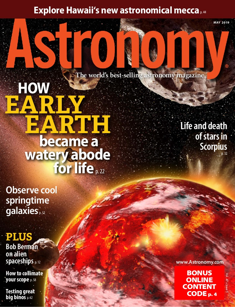 back issues astronomycom - HD 786×1024