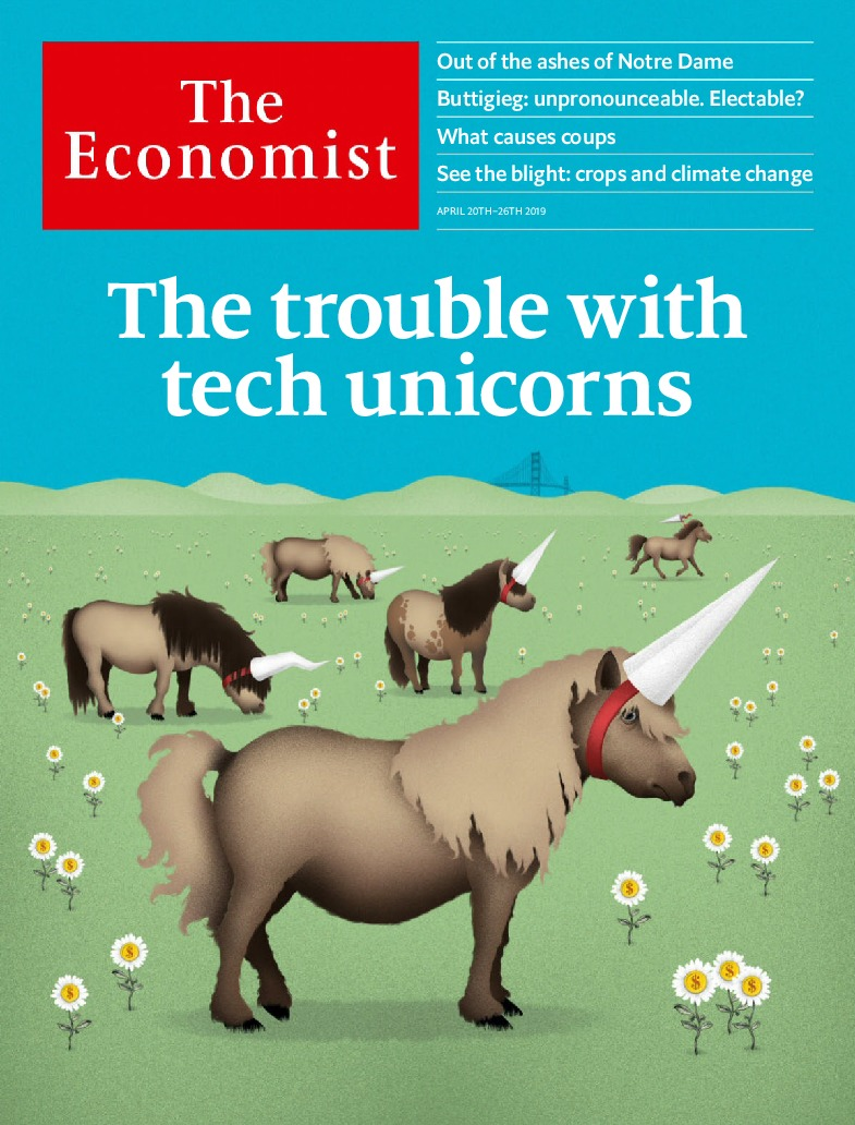 The Economist USA April 20 2019 - Scene Release
