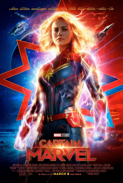 Download Captain Marvel (2019) HDTC Ganool Torrent