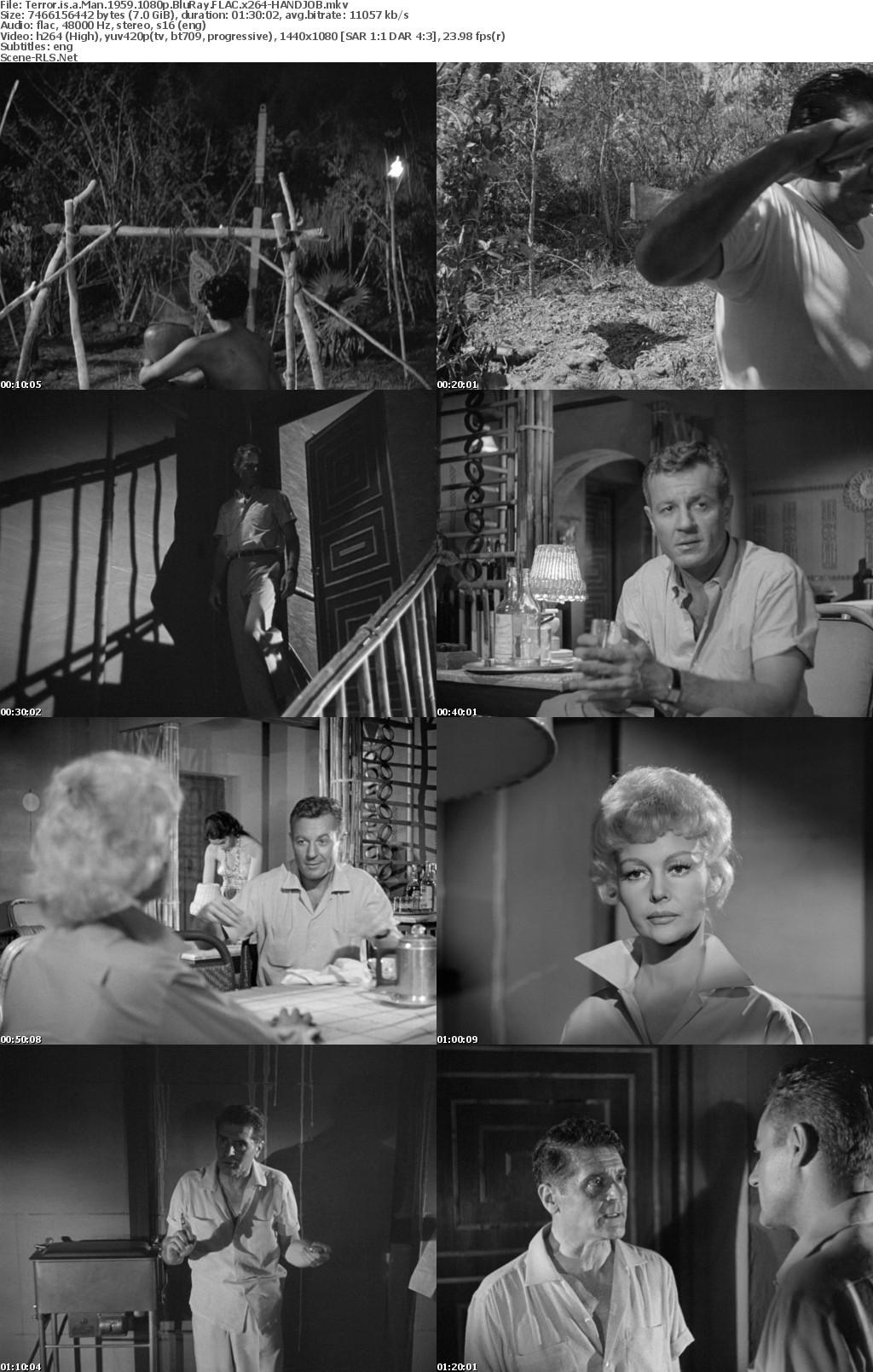 Terror is a Man 1959 1080p BluRay x264-HANDJOB - Scene Release