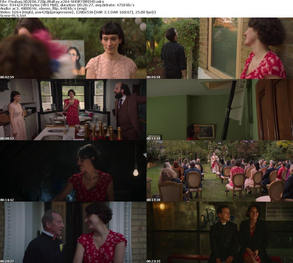 Fleabag S02 BDRip x264-HAGGiS + BluRay - Scene Release