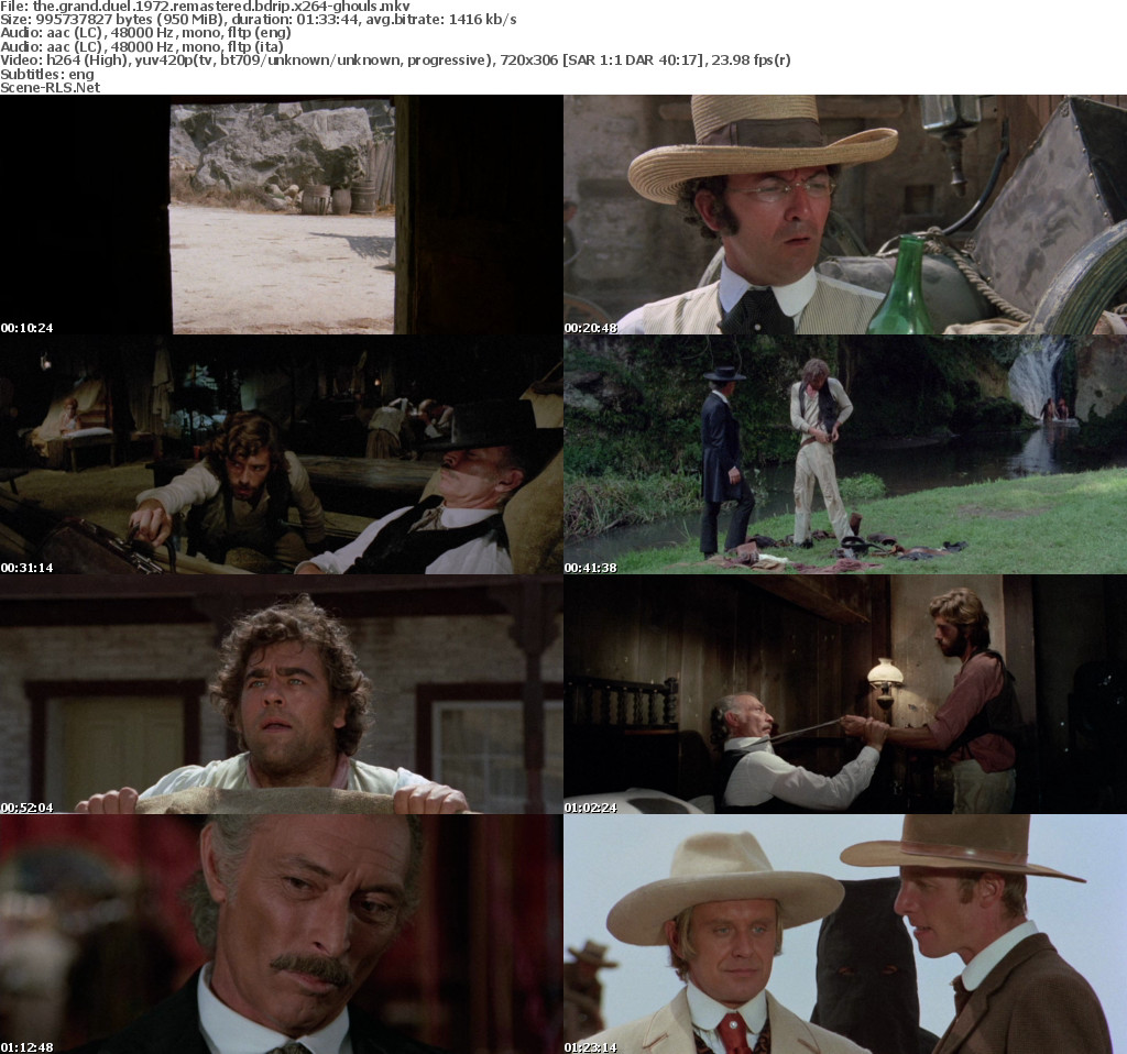 The Grand Duel 1972 REMASTERED BDRip x264-GHOULS - Scene Release