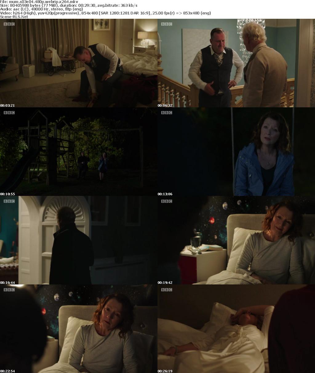 Mum S03E04 720p WEBRip x264-KOMPOST - Scene Release