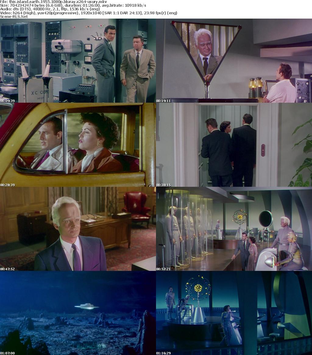 This Island Earth 1955 1080p BluRay x264-USURY - Scene Release
