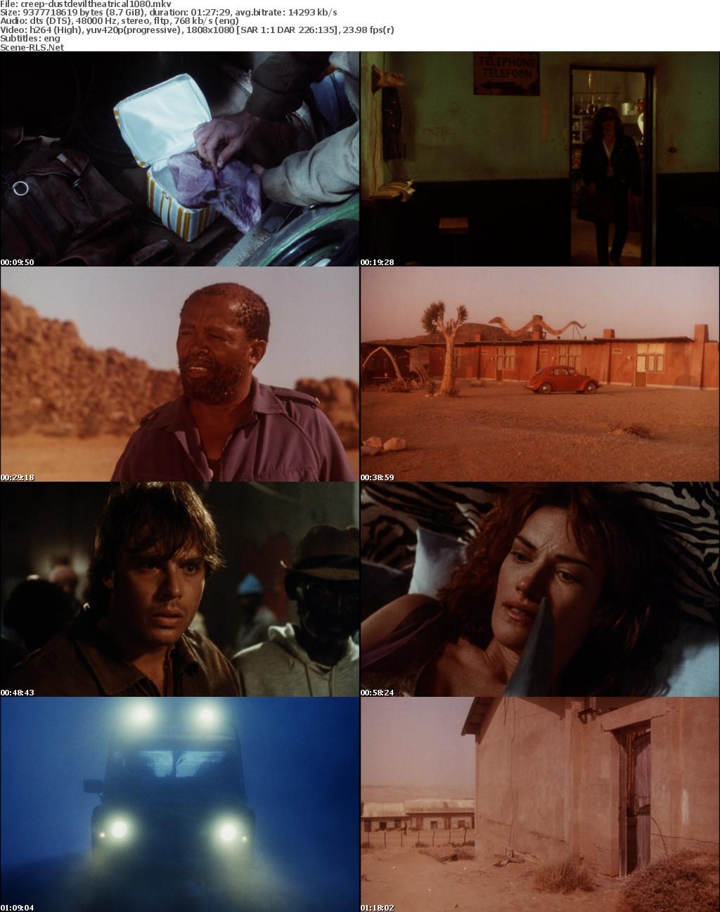 Dust Devil 1992 THEATRICAL 1080p BluRay x264-CREEPSHOW