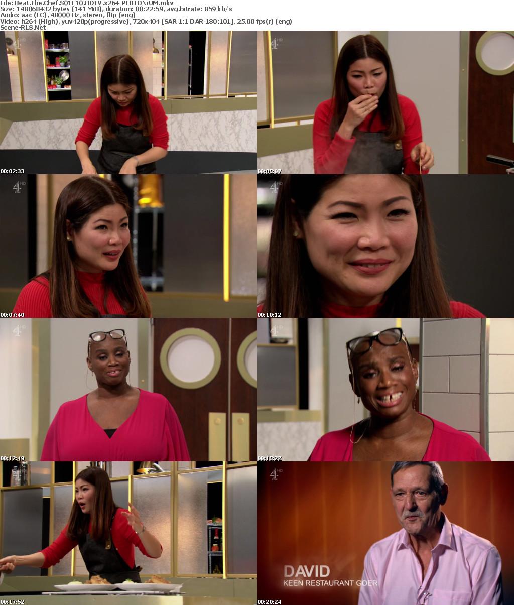 Beat The Chef S01E10 1080p HDTV H264-PLUTONiUM - Scene Release