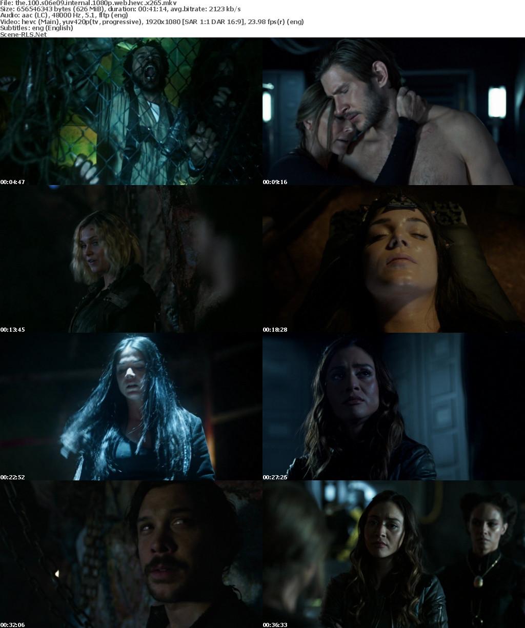 The 100 S06E09 HDTV x264-SVA - Scene Release