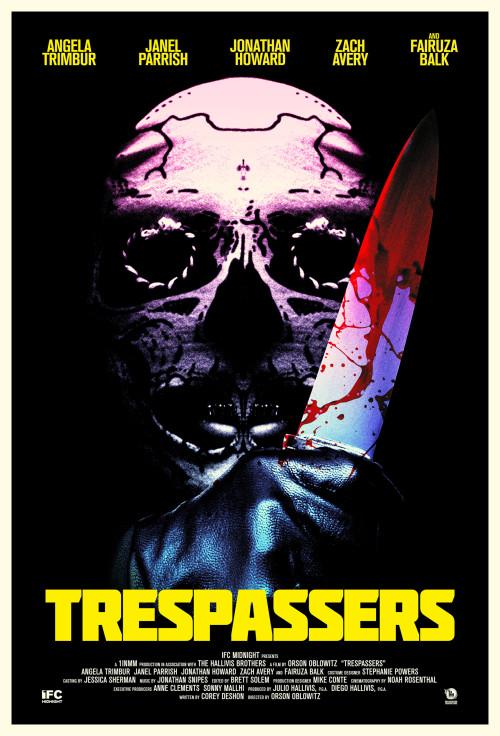 Trespassers 2018 1080p WEB-DL DD5 1 HEVC x265 - Scene Release