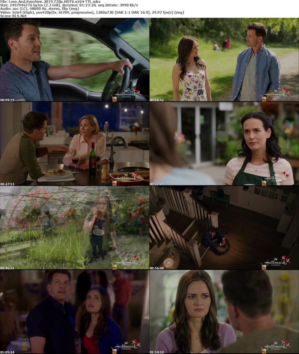 Love And Sunshine 2019 720p HDTV x264-TTL - Scene Release