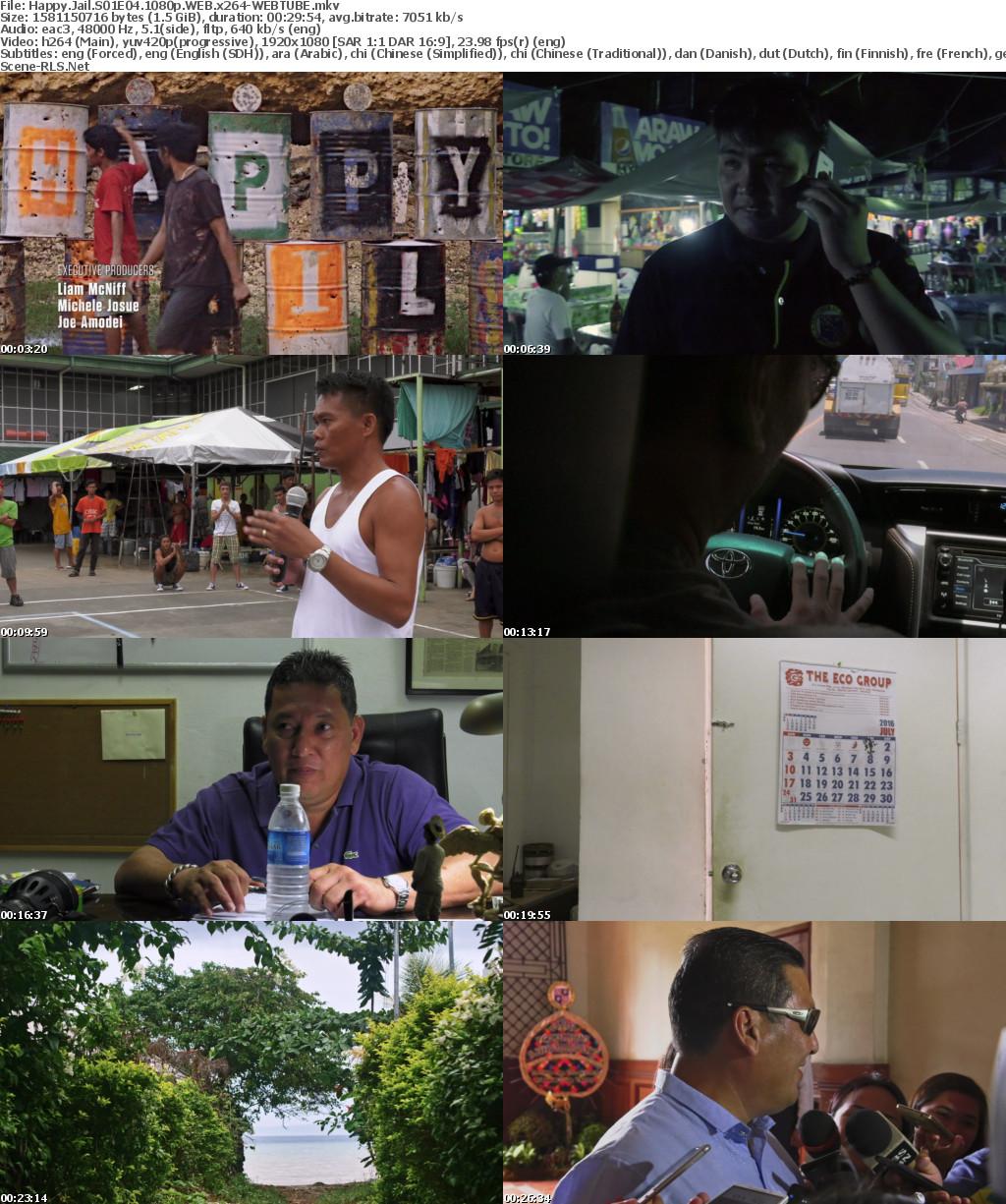 Happy Jail S01E04 1080p WEB x264-WEBTUBE - Scene Release
