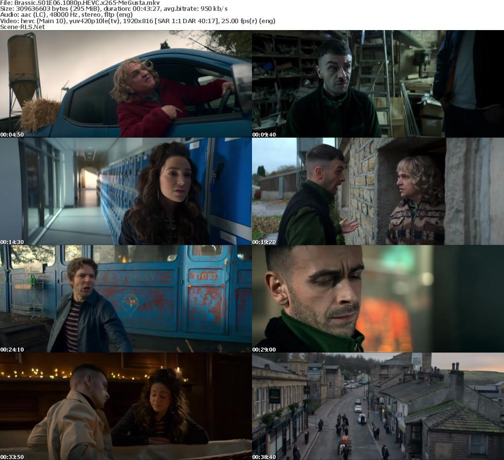 Brassic S01 1080p HEVC x265-MeGusta - Scene Release