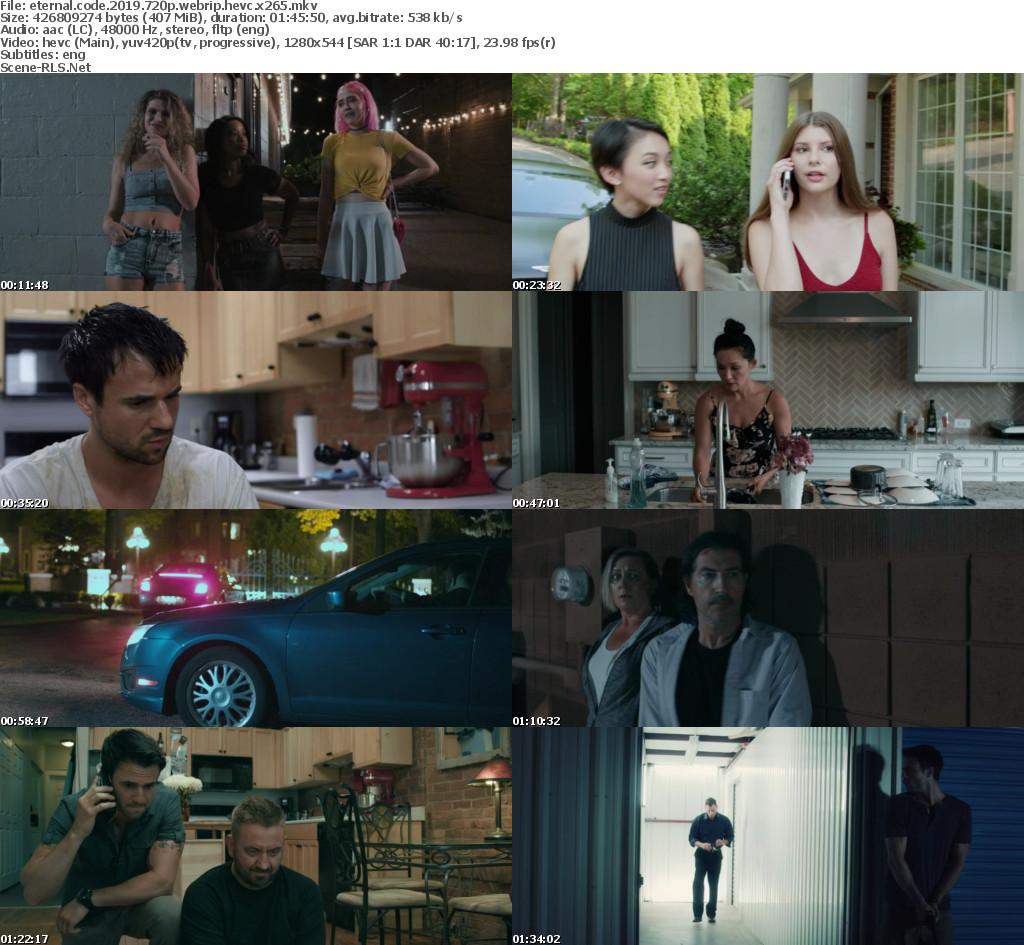 Eternal Code 2019 720p WEBRip HEVC x265 - Scene Release